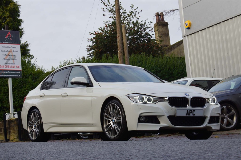 used BMW 330d 3 Series M Sport Auto xDrive (s/s) 4dr in west-yorkshire