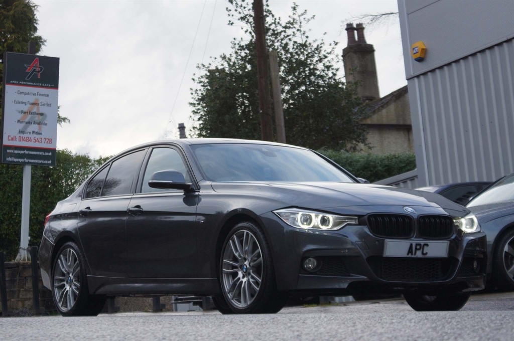 used BMW 335d M Sport Auto xDrive (s/s) in west-yorkshire