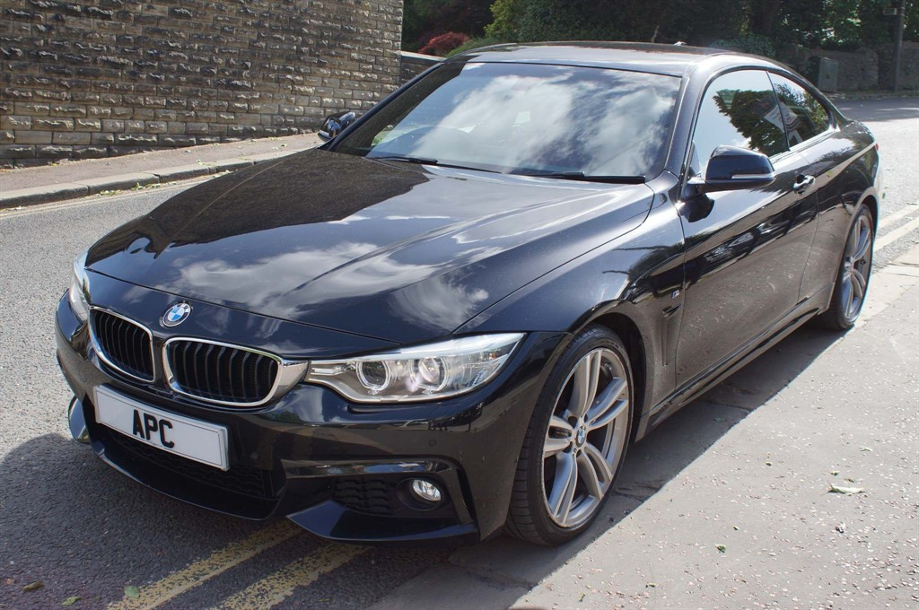 used BMW 425d M Sport in west-yorkshire