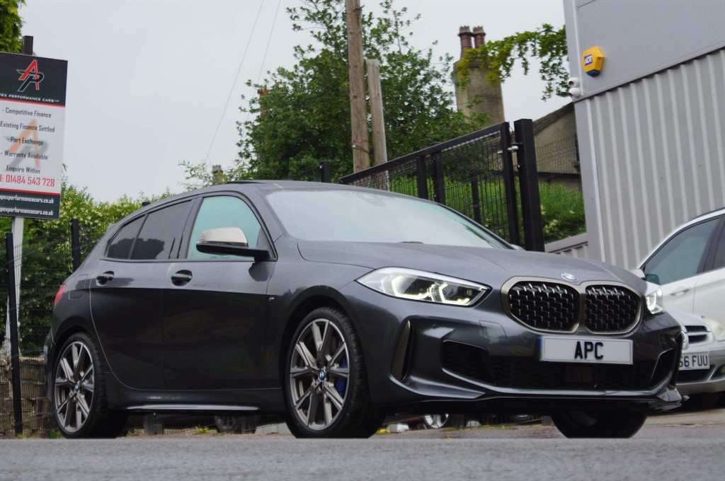 used BMW M135i Auto xDrive (s/s) in west-yorkshire