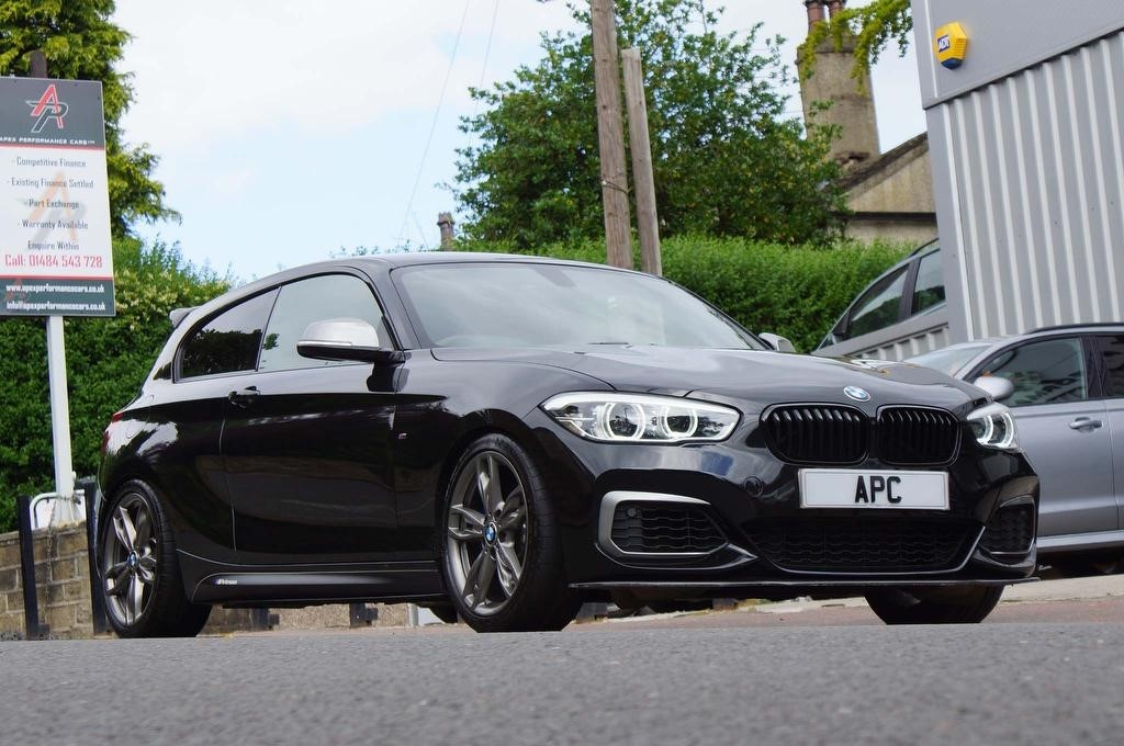 used BMW M140i 1 Series Hatchback 3dr Auto (s/s) (340 ps) in west-yorkshire
