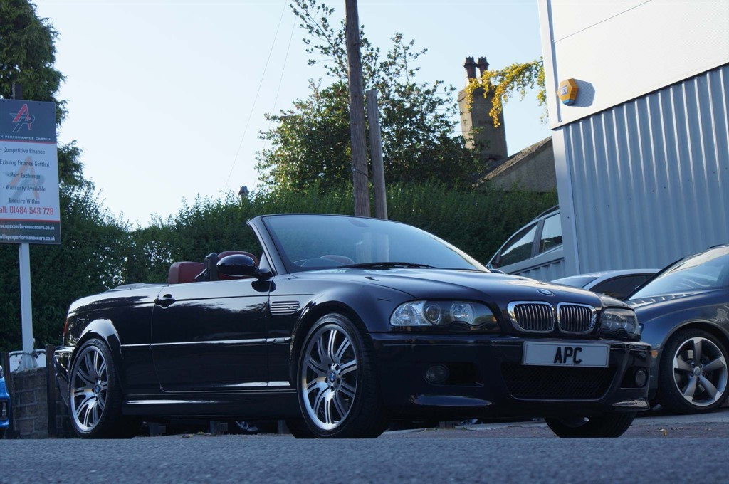 used BMW M3 2dr in west-yorkshire