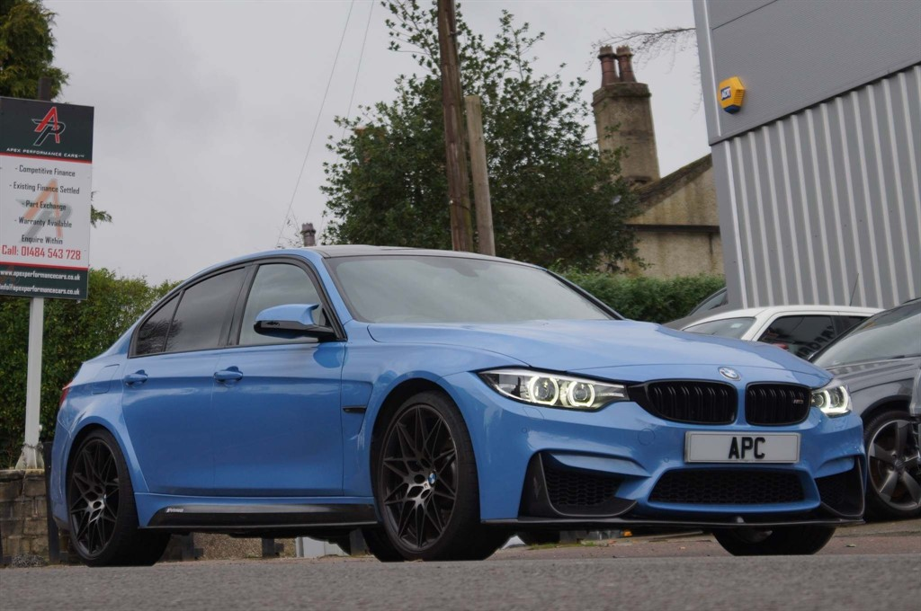 used BMW M3 BiTurbo Competition Pack DCT (s/s) in west-yorkshire