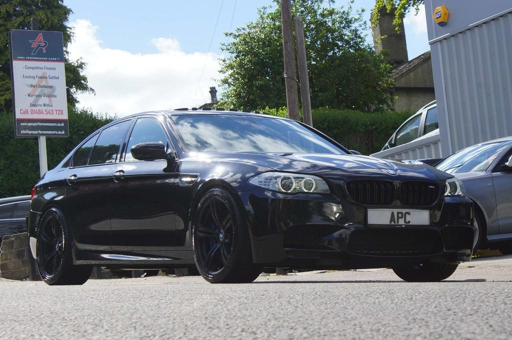 used BMW M5 M DCT 4dr in west-yorkshire