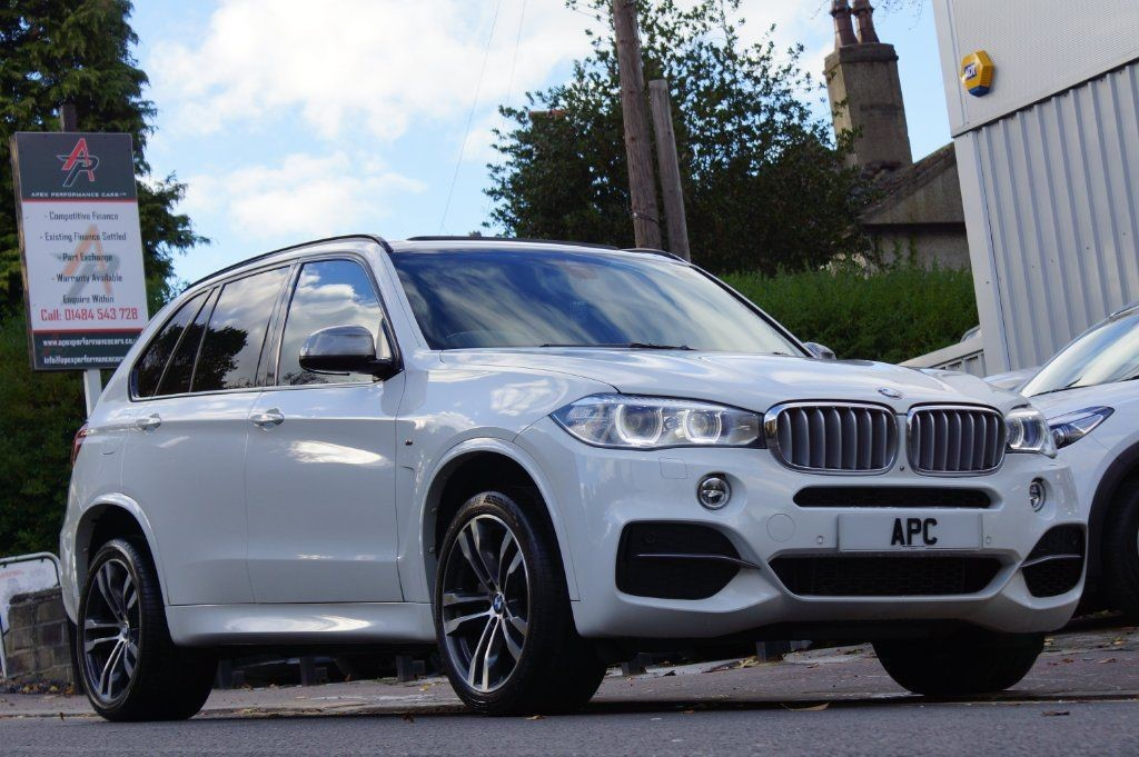 used BMW X5 M50d 4x4 (s/s) 5dr in west-yorkshire