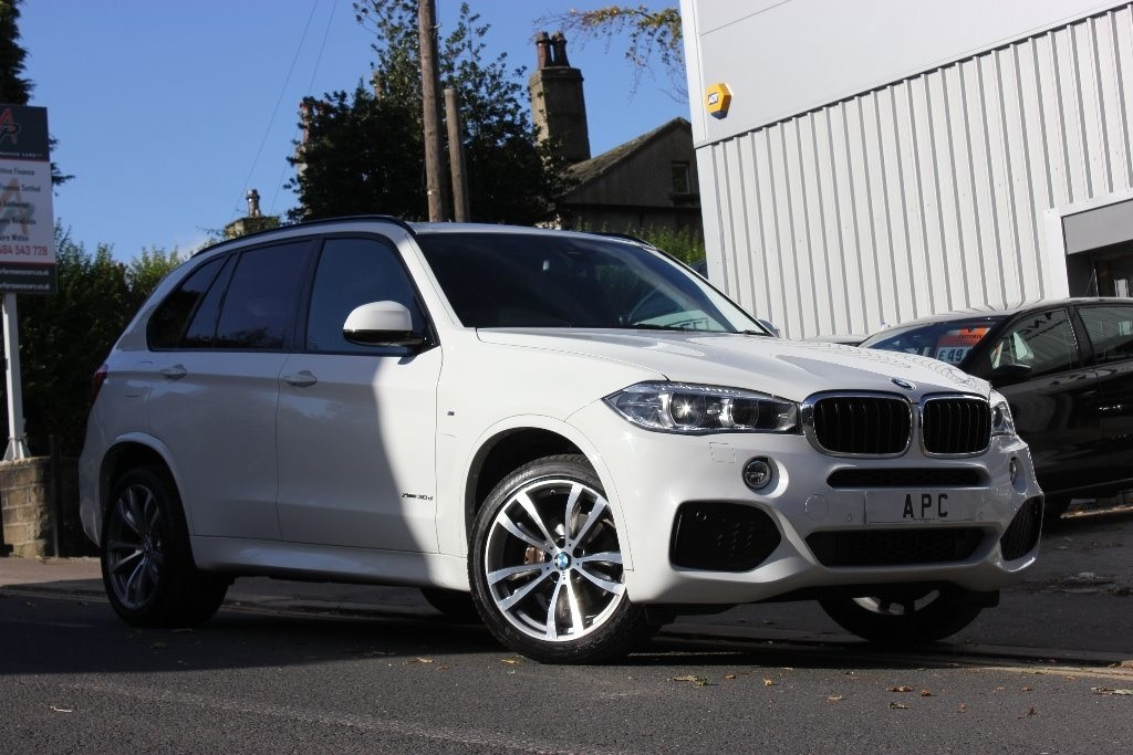 used BMW X5 30d M Sport Steptronic xDrive 5dr (start/stop) in west-yorkshire