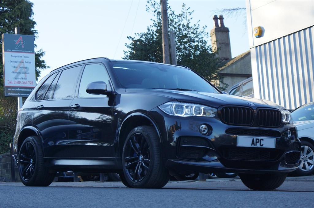used BMW X5 M50d (s/s) in west-yorkshire