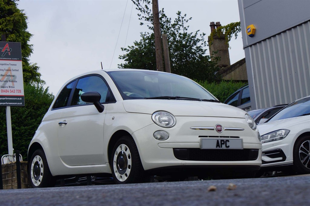 used Fiat 500 1.2 Pop (s/s) 3dr in west-yorkshire