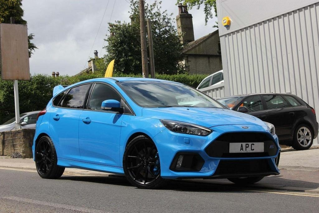used Ford Focus T EcoBoost RS AWD (s/s) 5dr in west-yorkshire