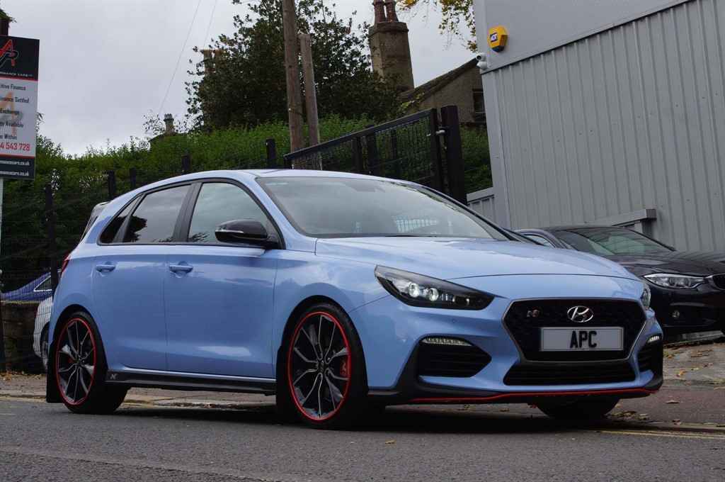 used Hyundai i30 T-GDi N Performance (s/s) in west-yorkshire