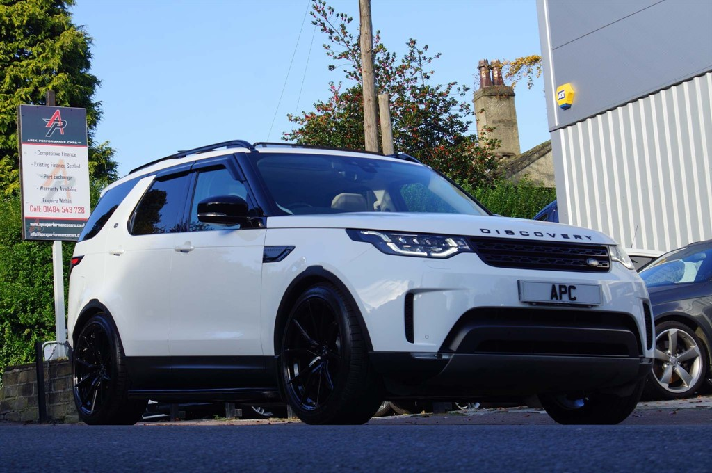used Land Rover Discovery TD V6 SE Auto 4WD (s/s) 5dr in west-yorkshire