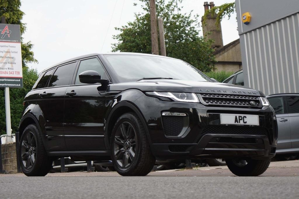 used Land Rover Range Rover Evoque TD4 Landmark Auto 4WD (s/s) 5dr in west-yorkshire