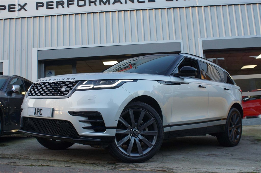 used Land Rover Range Rover Velar D240 R-Dynamic HSE Auto 4WD (s/s) in west-yorkshire