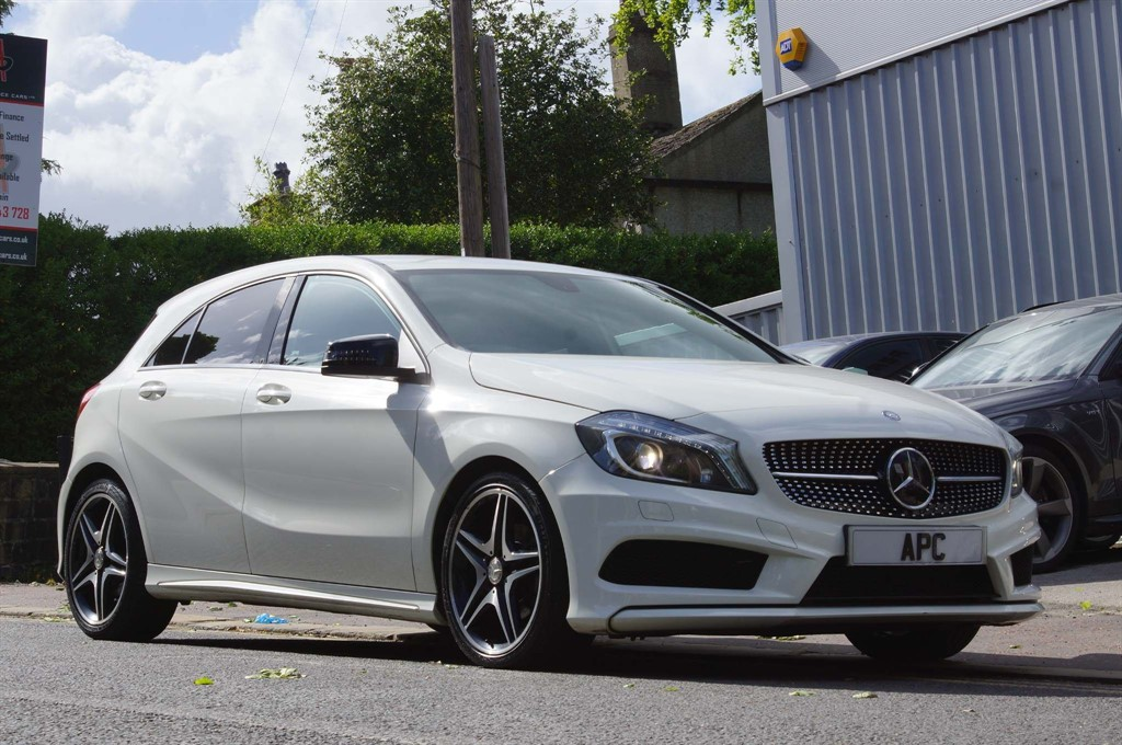 used Mercedes A200 CDI AMG Night Edition in west-yorkshire