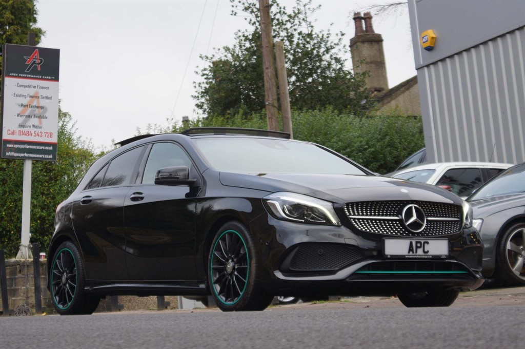 used Mercedes A220 A Class Motorsport Edition (Premium) 7G-DCT (s/s) 5dr in west-yorkshire