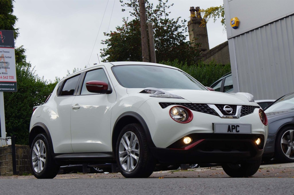 used Nissan Juke dCi Acenta Premium (s/s) 5dr in west-yorkshire