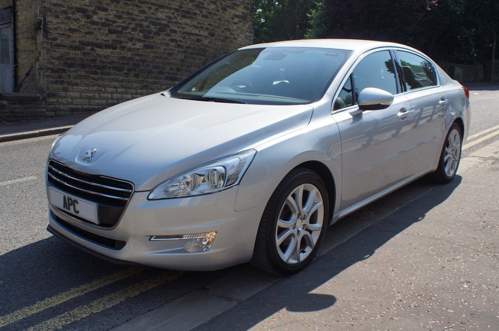 used Peugeot 508 HDi FAP Allure (Nav) in west-yorkshire