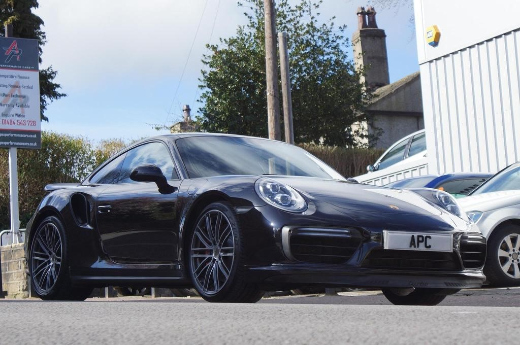 used Porsche 911 991 Turbo PDK AWD (s/s) 2dr in west-yorkshire
