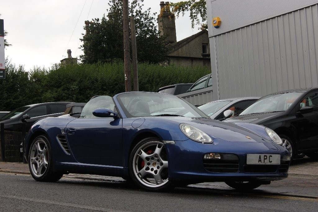 used Porsche Boxster 987 S Convertible 2dr in west-yorkshire