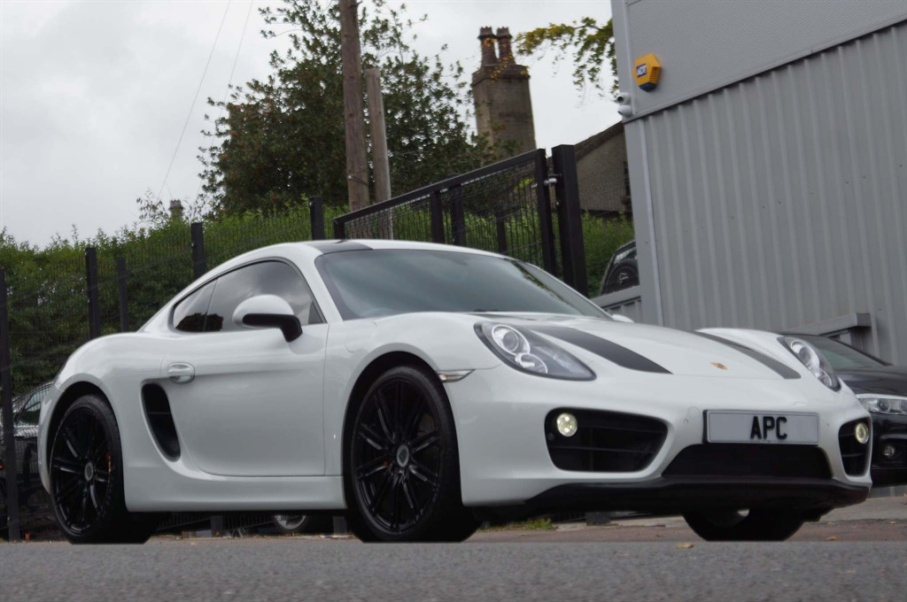 used Porsche Cayman 981 PDK in west-yorkshire