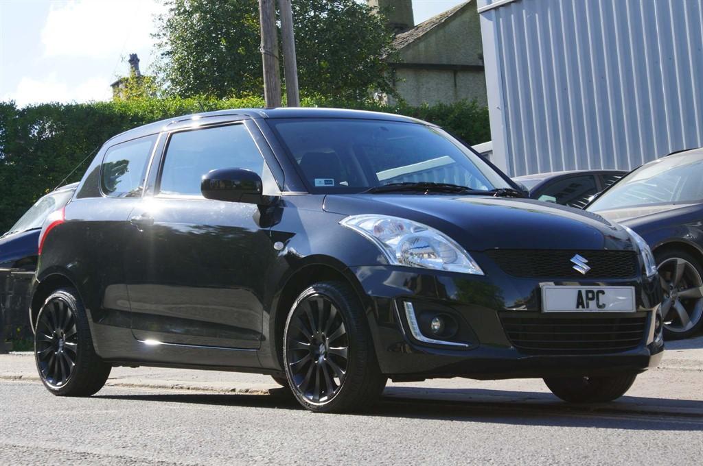 used Suzuki Swift 1.2 SZ2 in west-yorkshire