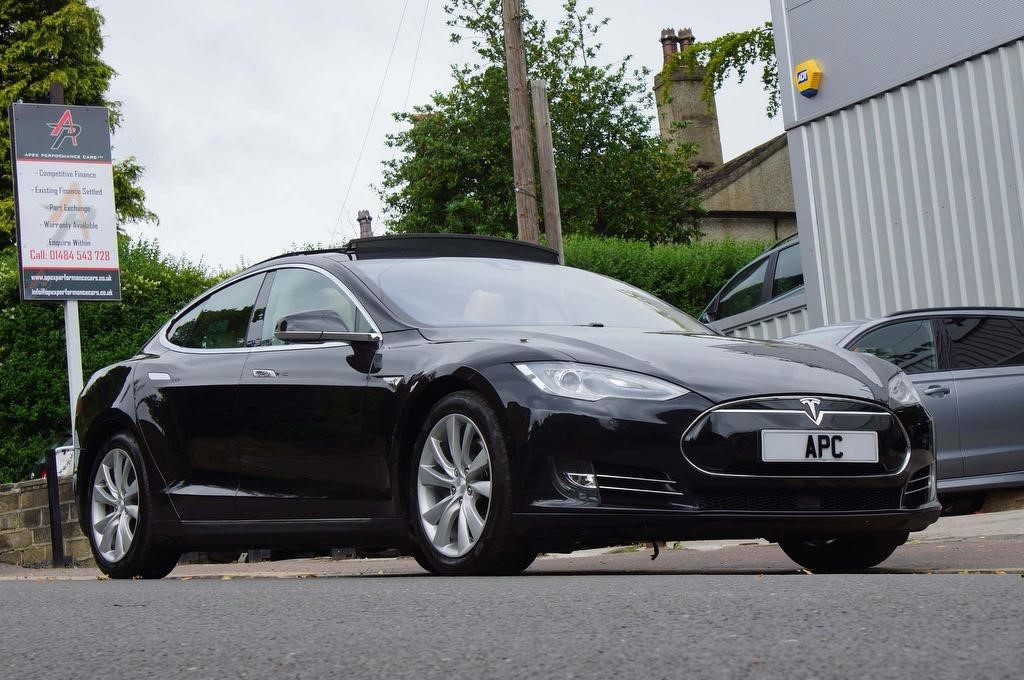 used Tesla Model S E 85D Saloon 5dr Automatic (Nav) (0 g/km, 422 bhp) in west-yorkshire