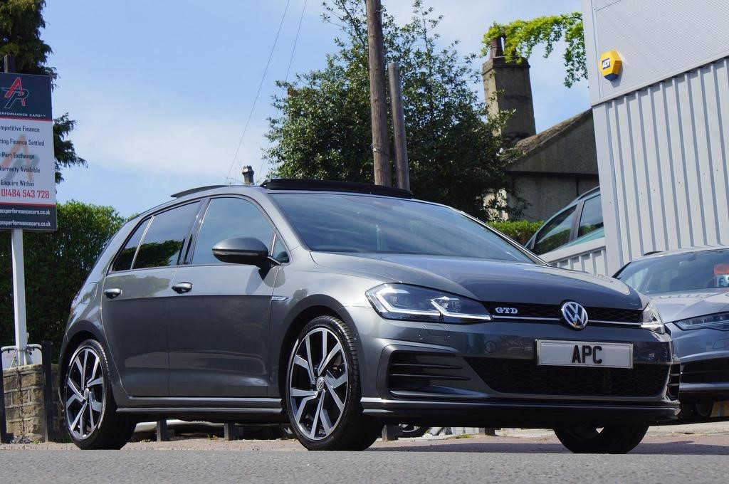 used VW Golf TDI GTD Hatchback DSG (s/s) 5dr in west-yorkshire