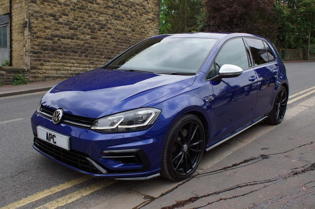 used VW Golf TSI BlueMotion Tech R Hatchback DSG 4MOTION (s/s) 5dr in west-yorkshire
