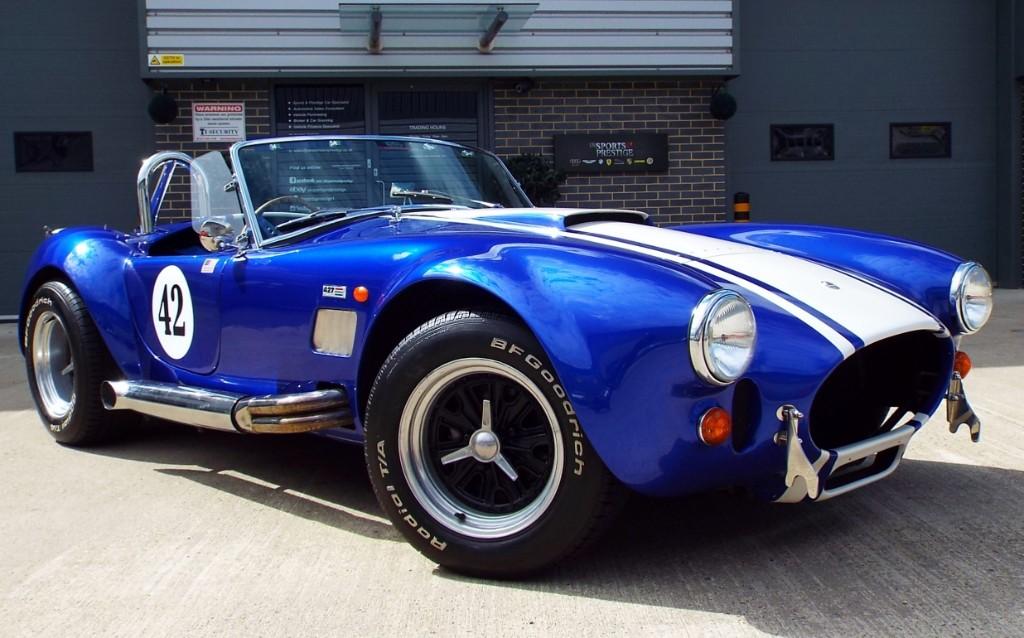 used AC Cobra V8 in harrogate-north-yorkshire