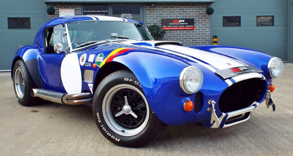 used AC Cobra V8 427 in harrogate-north-yorkshire