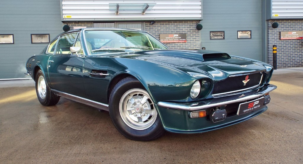 used Aston Martin V8 Series III Manual in harrogate-north-yorkshire