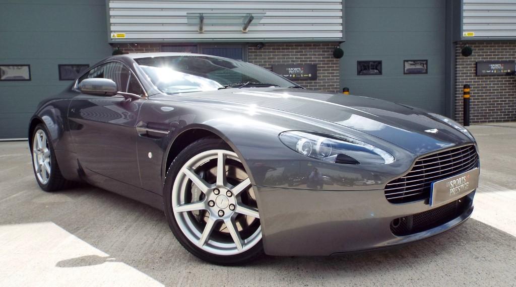 used Aston Martin Vantage V8 in harrogate-north-yorkshire