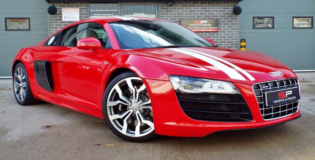 used Audi R8 V10 QUATTRO in harrogate-north-yorkshire