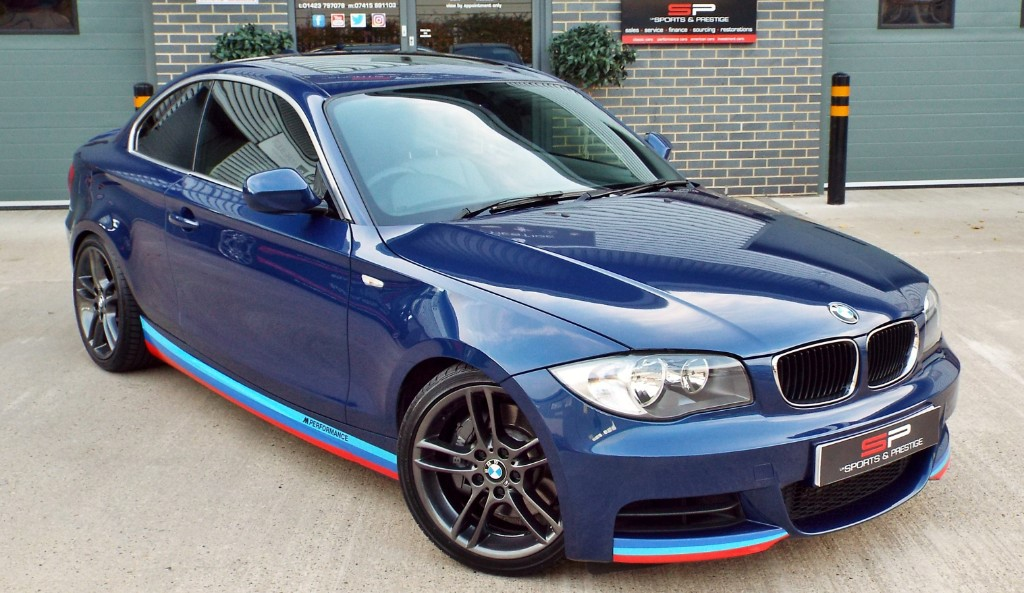 Bmw 1 Series 135i M Sport Coupe Twin Turbo For Sale