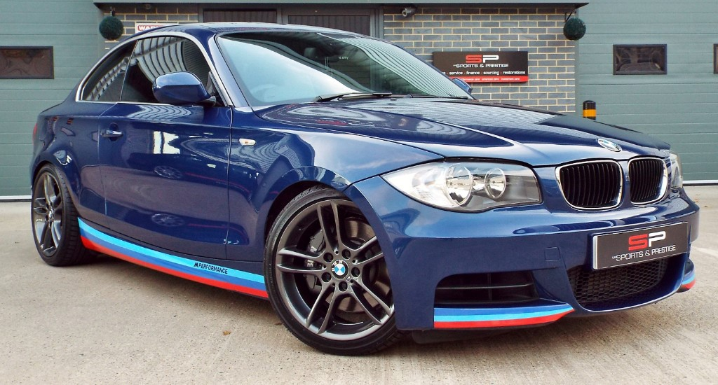 used BMW 135i M Sport Coupe Twin Turbo in harrogate-north-yorkshire