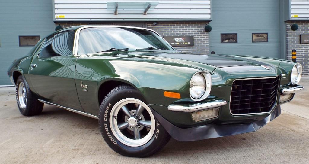 used Chevrolet Camaro V8 in harrogate-north-yorkshire