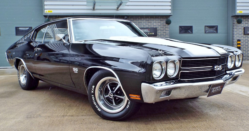used Chevrolet GMC CHEVELLE SS in harrogate-north-yorkshire