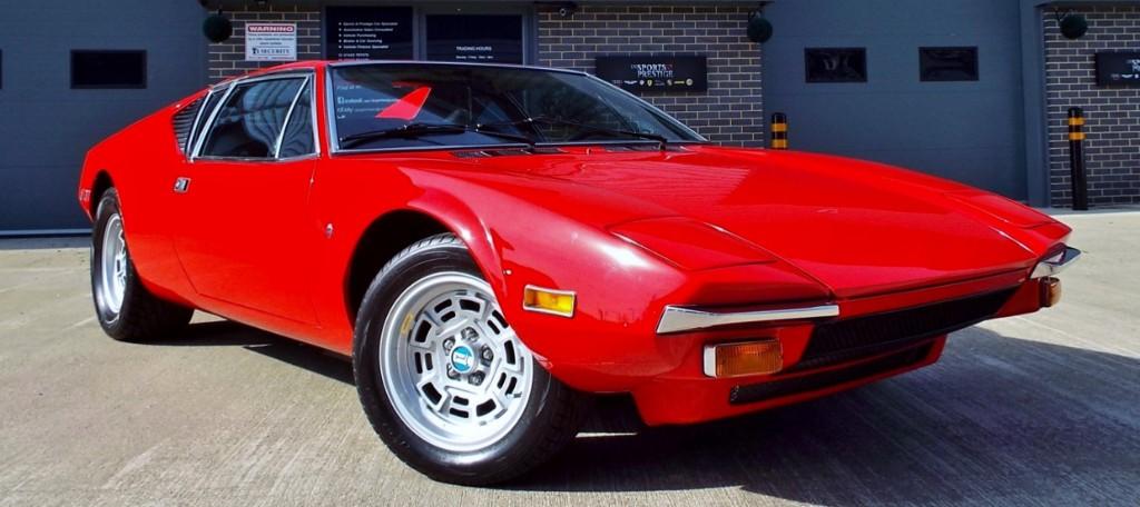 used De Tomaso Pantera  in harrogate-north-yorkshire
