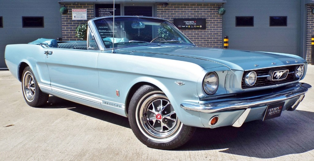 used Ford Mustang  in harrogate-north-yorkshire