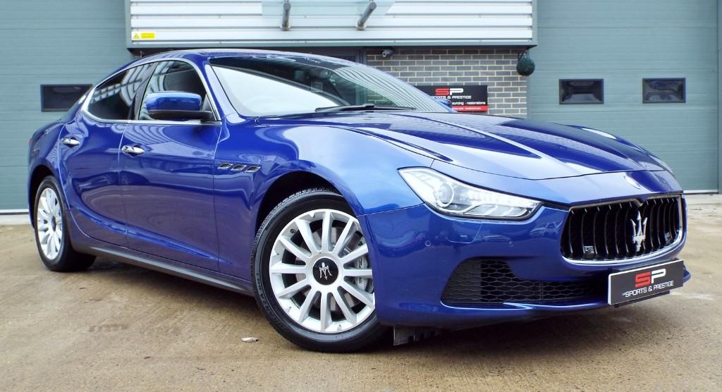 used Maserati Ghibli V6 in harrogate-north-yorkshire