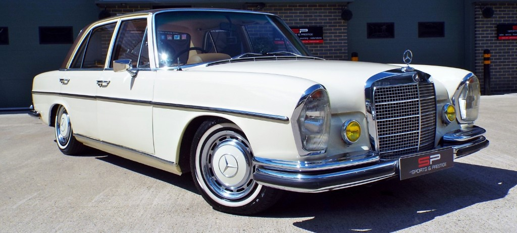 used Mercedes 280 SE W108 in harrogate-north-yorkshire