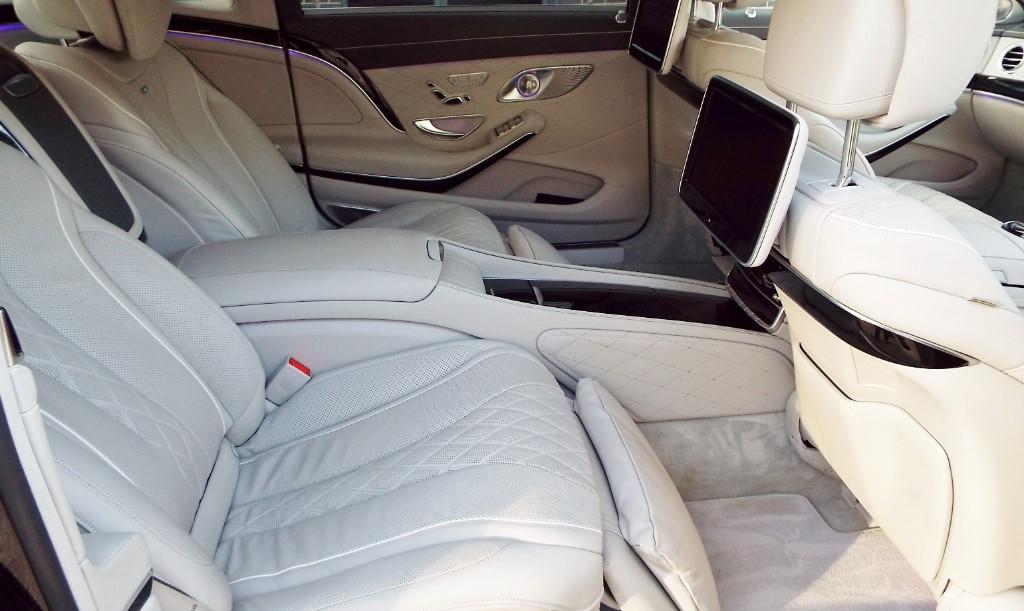 Mercedes S600