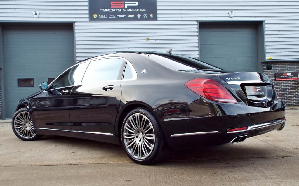 mercedes s class s600 maybach for sale knaresborough. Black Bedroom Furniture Sets. Home Design Ideas