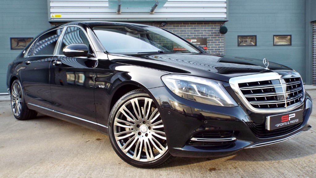 used Mercedes S600 Maybach in harrogate-north-yorkshire