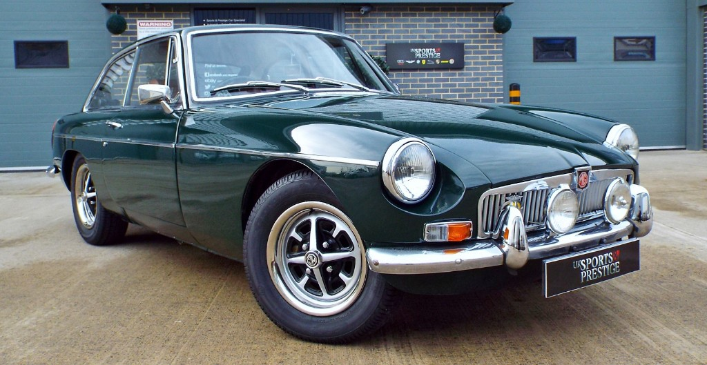 MG MGB GT for Sale | Knaresborough, North Yorkshire, UK Sports and ...
