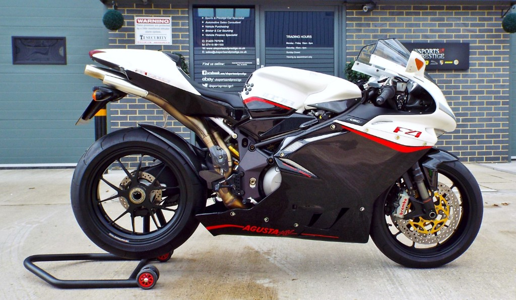 used MV Agusta F4 1078 RR 312 in harrogate-north-yorkshire
