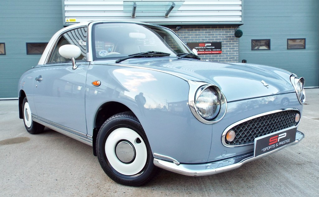 used Nissan Figaro  in harrogate-north-yorkshire