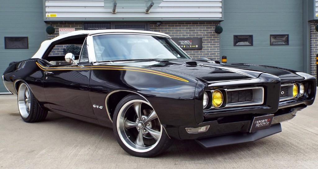 used Pontiac  V8 GTO in harrogate-north-yorkshire