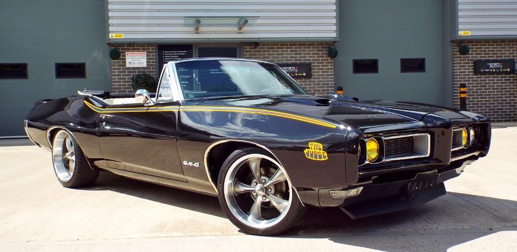 used Pontiac  GTO in harrogate-north-yorkshire