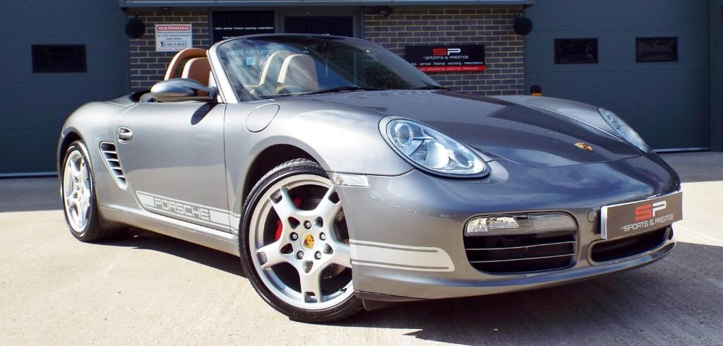 used Porsche Boxster S in harrogate-north-yorkshire